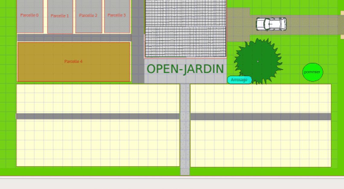 Gérer votre jardin avec Open Jardin